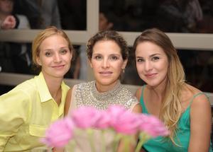 María, Mariana y Bárbara