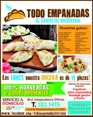 350742 TODO EMPANADAS