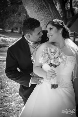 06092015 Antonio Barajas y Mariana Castañón.- Salvador Veloz Fotografía