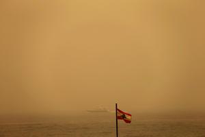 Dos barcos que desaparecieron frente a las costas de la región de Kesrouan  a causa del temporal fueron al día siguiente al norte de esa localidad.