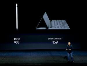 La nueva tableta tendrá la opción de agregar un teclado físico que costará 169 dólares.
