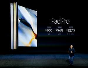 El precio de inicio será de 799 dólares, con 32 gigabytes de almacenamiento.