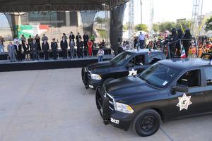 También el grupo GATE participó.