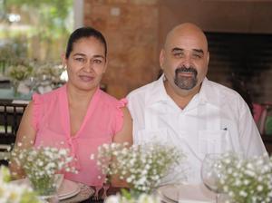 Irma García y Jose Valdés