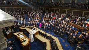 El Papa Francisco hizo historia al dirigirse al Congreso estadounidense en una sesión conjunta de ambas cámaras.