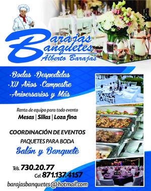 362880 banquetes barajas