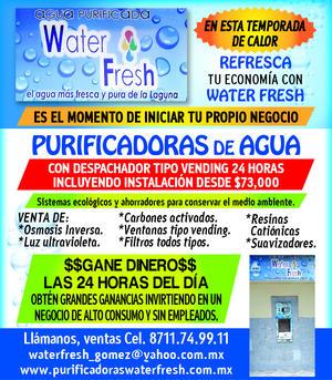372795 WATER FRESH