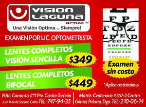 373316 VISION LAGUNA