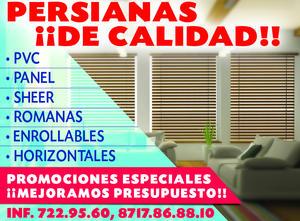 373323 PERSIANAS DE CALIDAD