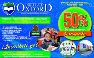 378980 INSTITUTO OXFORD