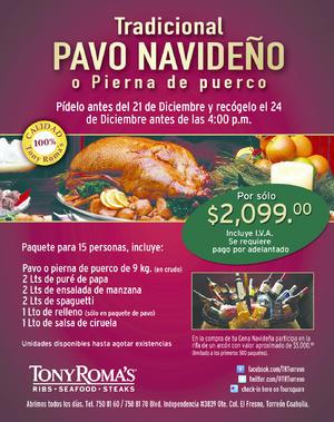 393355 Tony Romas
