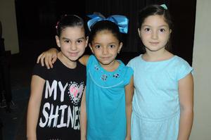 01102015 Regina, Ana María y Romina.