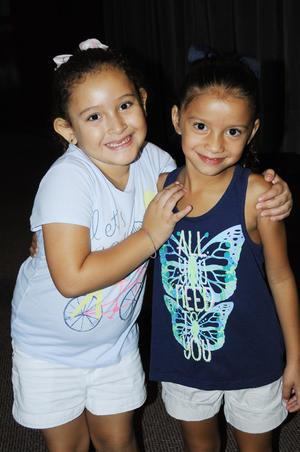 01102015 Julia y Fernanda.
