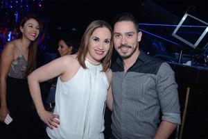 Marcela Marrero y Sergio Avilés