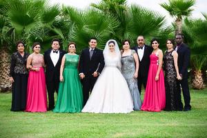 Familias Acevedo Muñoz y Reyes Mejía