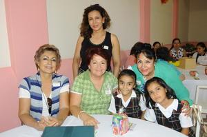 02102015 Soco, Yola, Alma, Abril, Janeth y Sandi.