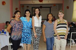 02102015 Nina, Paty, Clarissa, Chela, y Juanina.