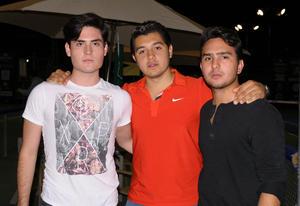 02102015 Salvador, Rafael y Andrés.
