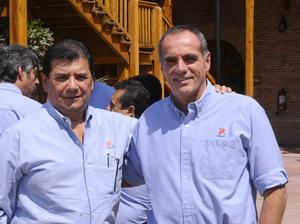 02102015 Ricardo Ortiz y Manuel Medina.