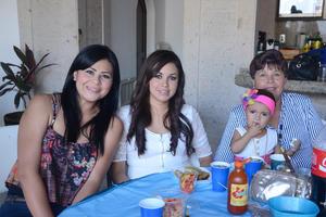06102015 Cristina, Elsie, Leticia y Sofía.