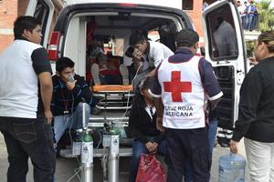 Las autoridades de Protección Civil realizaron las acciones para determinar si existía la presencia del citado tóxico en ambas instituciones.