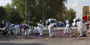 México también condenó los atentados en Ankara.