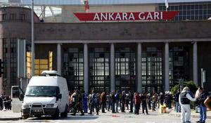 Las condenas internacionales por el atentado en Ankara se han suscitado.