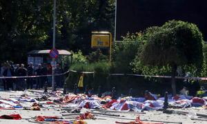 Las autoridades elevaron el estado en alerta después de que Turquía accedió a tomar un papel más activo en la batalla liderada por Estados Unidos contra el grupo Estado Islámico.