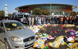 El presidente de Turquía, el islamista Recep Tayyip Erdogan, condenó el atentado suicida.