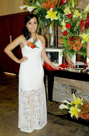 10102015 Srita. Gabriela Seáñez de Villa.