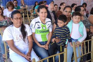 09102015 Margarita, Rocío, Nelly, Raymundo y Melanie.