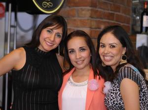 Gabriela, Estela y Myrna.