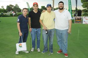 13102015 Marcelo, Daniel, Daniel y Alfredo.