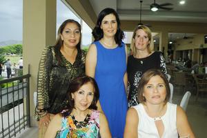 13102015 Diana, Malena, Maribel, Paty y Gaby.