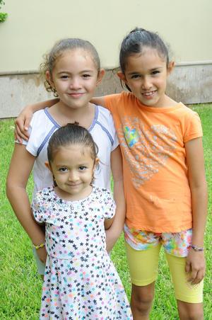 14102015 María, Andrea y Dalia.