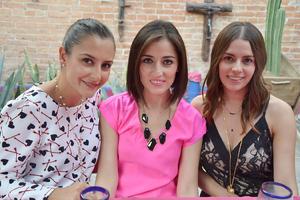 16102015 Grace de la Garza, Samantha Diez y Andrea Olivares.