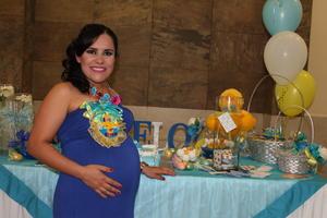 15102015 BABY SHOWER.  Pamela Arratia Romero.