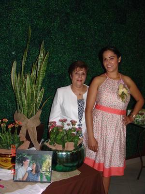 Ana Margarita y Ana Lucía.