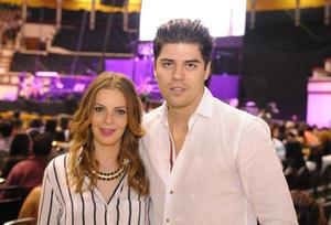 Marina y Víctor