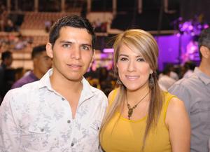 Salvador y Joseline