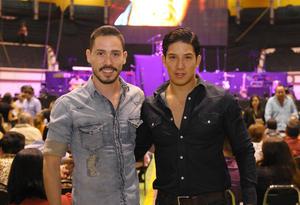 Sergio y Fernando