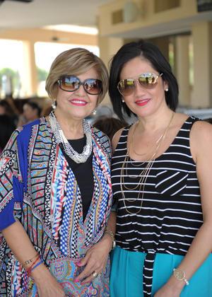 Alicia y Yadira