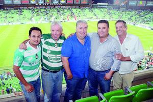 16102015 Eloy, Roberto, Walter, Beto y Curt.