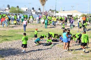 Laguna Yo Te Quiero Renovada logró el remosamiento de 30 plazas de los municipios de Torreón, Gómez Palacio y Lerdo. Fue la plaza insignia, ubicada en la colonia Jardines Universidad, la que mayor participación de la sociedad registró, sobre todo de las niñas y los niños de la escuela de futbol infantil del Santos Laguna.