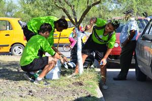 """Este año fueron 7 mil 500 personas las que participaron en el evento denominado """"Laguna Yo Te Quiero Renovada""""."""