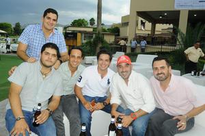 20102015 Alejandro, Garmex, Jéz, Rodrigo, Cano y Sergio.