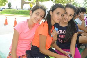 20102015 Karen, Mariangela y Anacris.