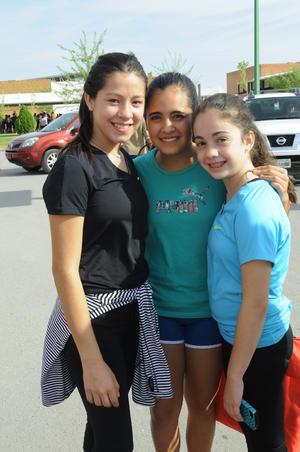 20102015 Anya, Susy y Luisa.