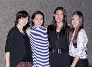 22102015 Marisol, Claudia, Estefi y Jimena.
