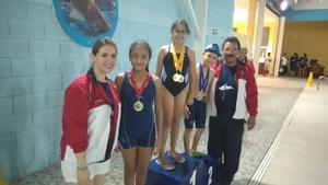 El pasado viernes 16 de octubre, en las instalaciones del Colegio Nueva Laguna, en su alberca techada semiolímpica, se llevó a cabo la Primera Competencia Intramuros de Natación.